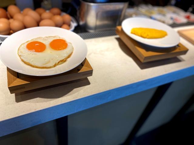 ウェスティン京都  朝食ブッフェ
