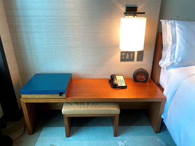 コンラッド東京の客室