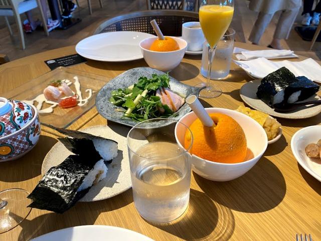 ウェスティン京都 朝食