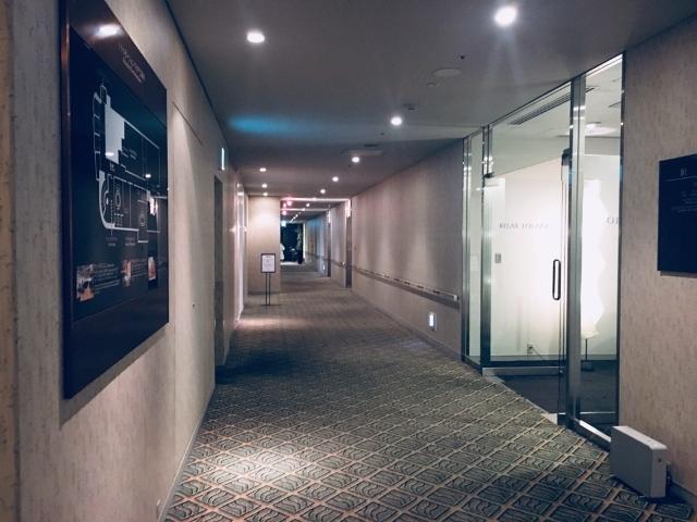 プリンスさくらタワー東京リラクゼーションフロア