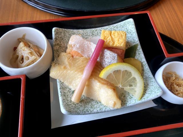 グランドプリンスホテル高輪朝食