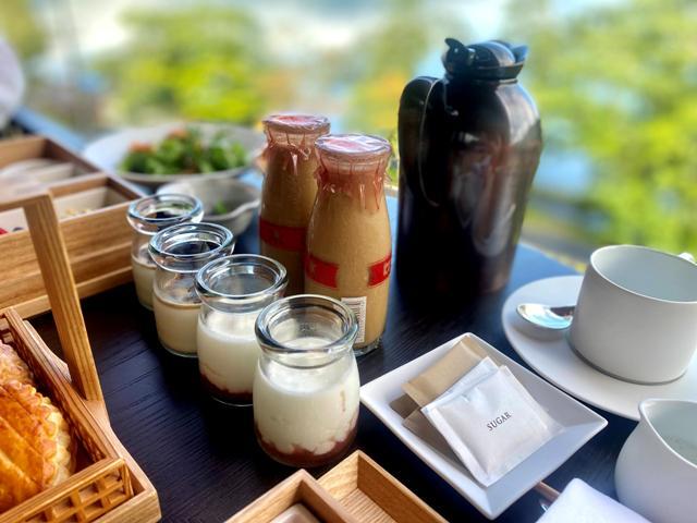 リッツカールトン日光 朝食